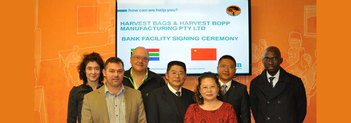 BANK FACILITY CEREMONY